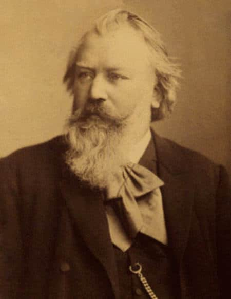Johannes Brahms (1889)