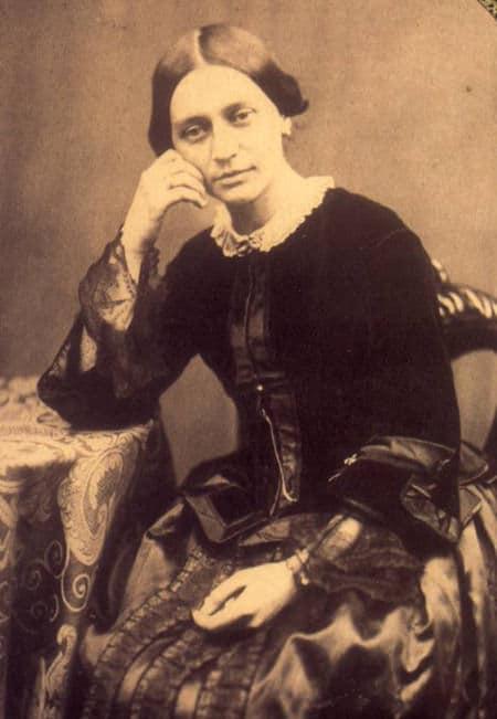 Clara Schumann (1853)