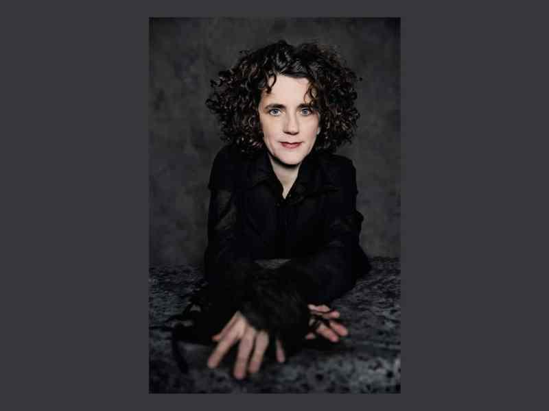 Composer Olga Neuwirth