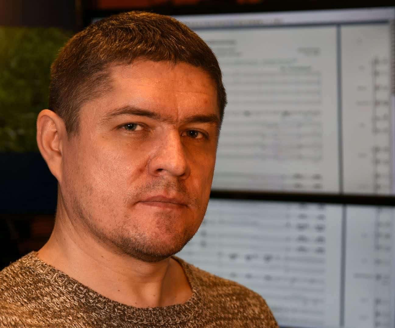 Piotr Kołodziej.
