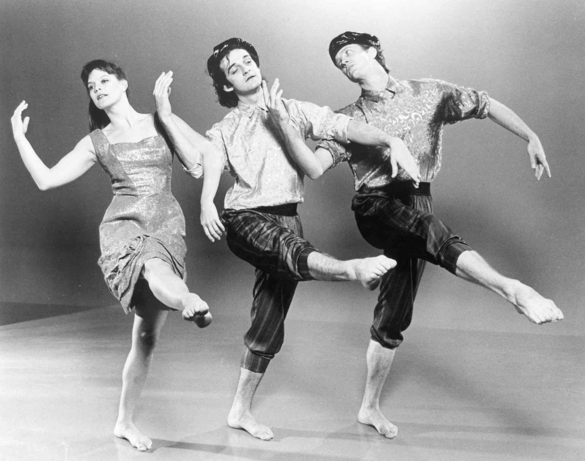 """Piece en Concert"" ·PhotoCourtesy of the Mark Morris Dance Group"