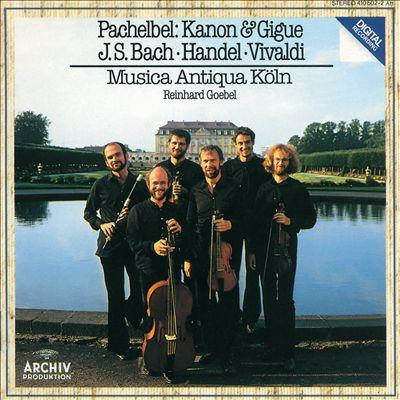 The beards heard 'round the world: Musica Antiqua Köln on an album cover from 1983.