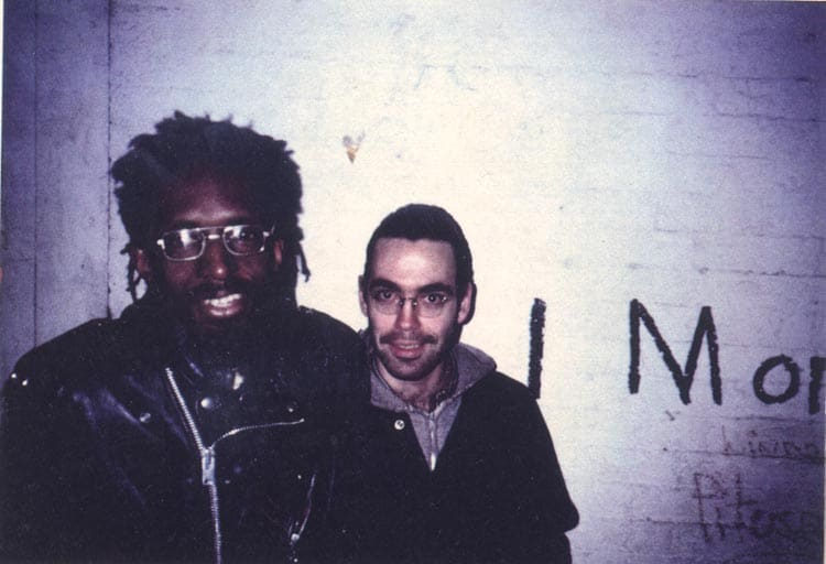 Julius Eastman and R. Nemo Hill • PhotoUnknown