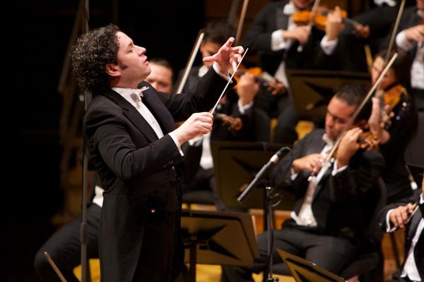 Gustavo Dudamel • Photo© Nohely Oliveros