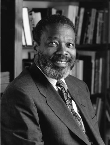 Dr. Samuel A. Floyd, Jr.Photo© Columbia College