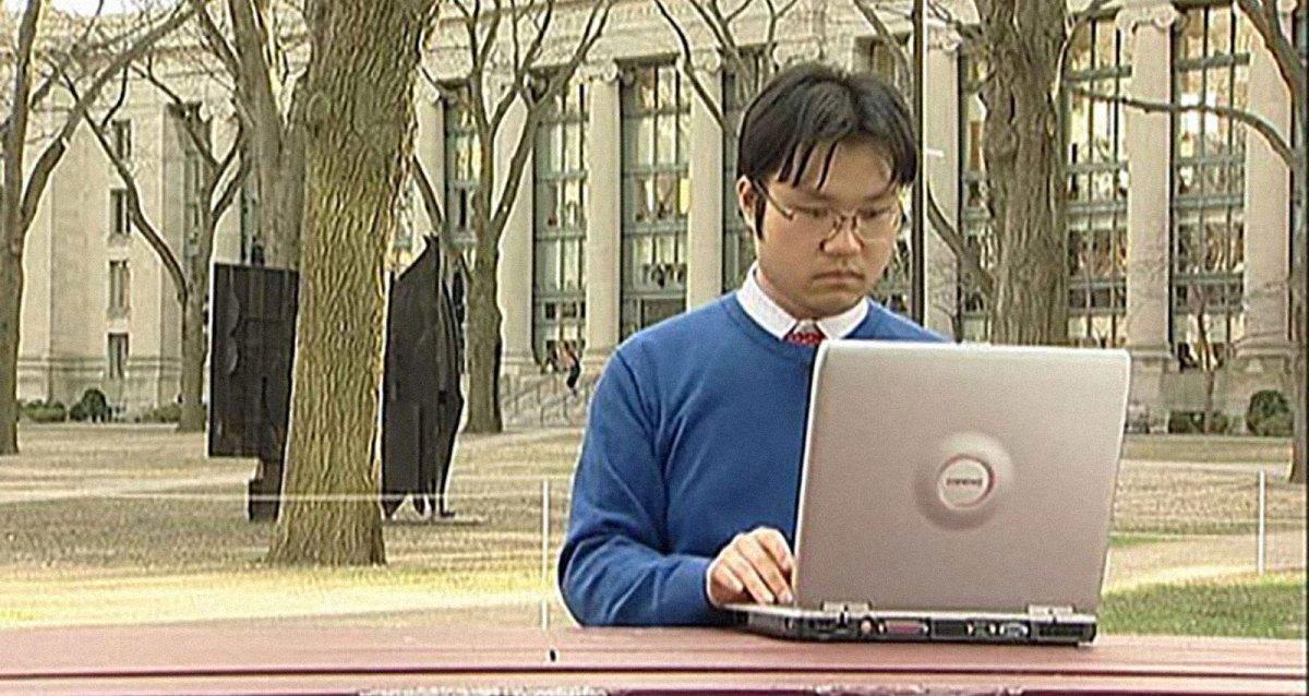 IMSLP founder Edward Guo