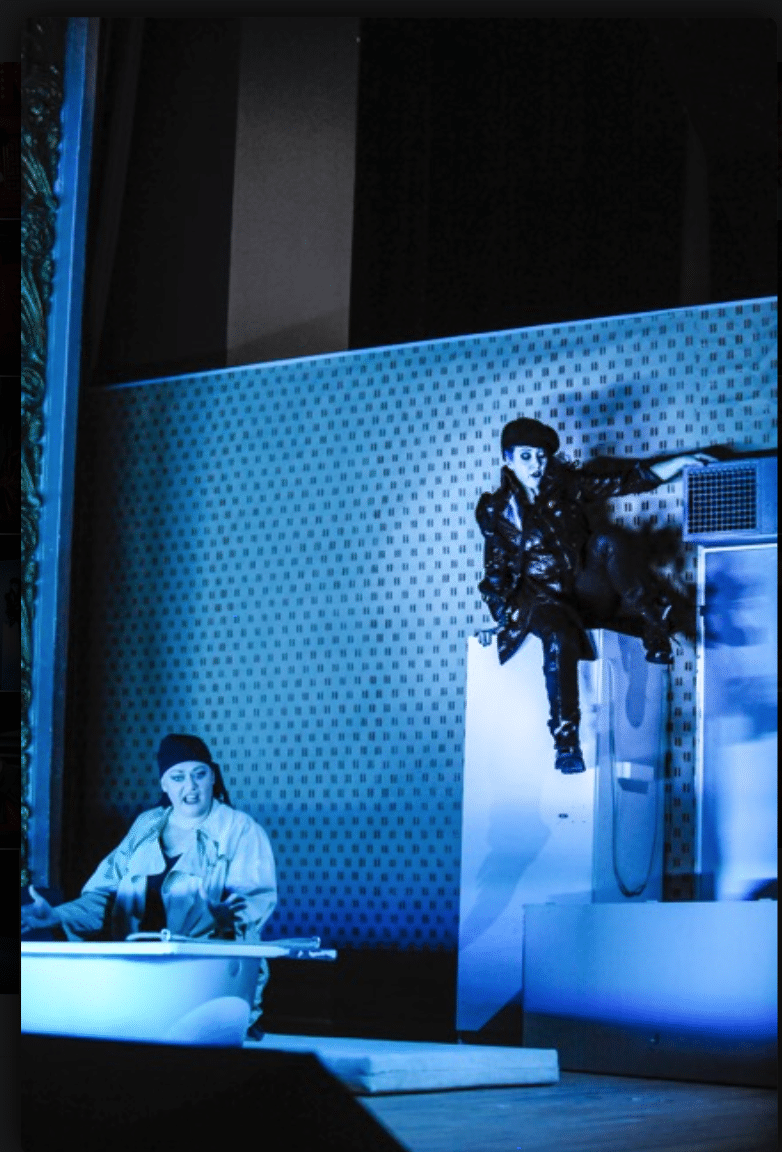 Catherine Foster in a 2013 production of