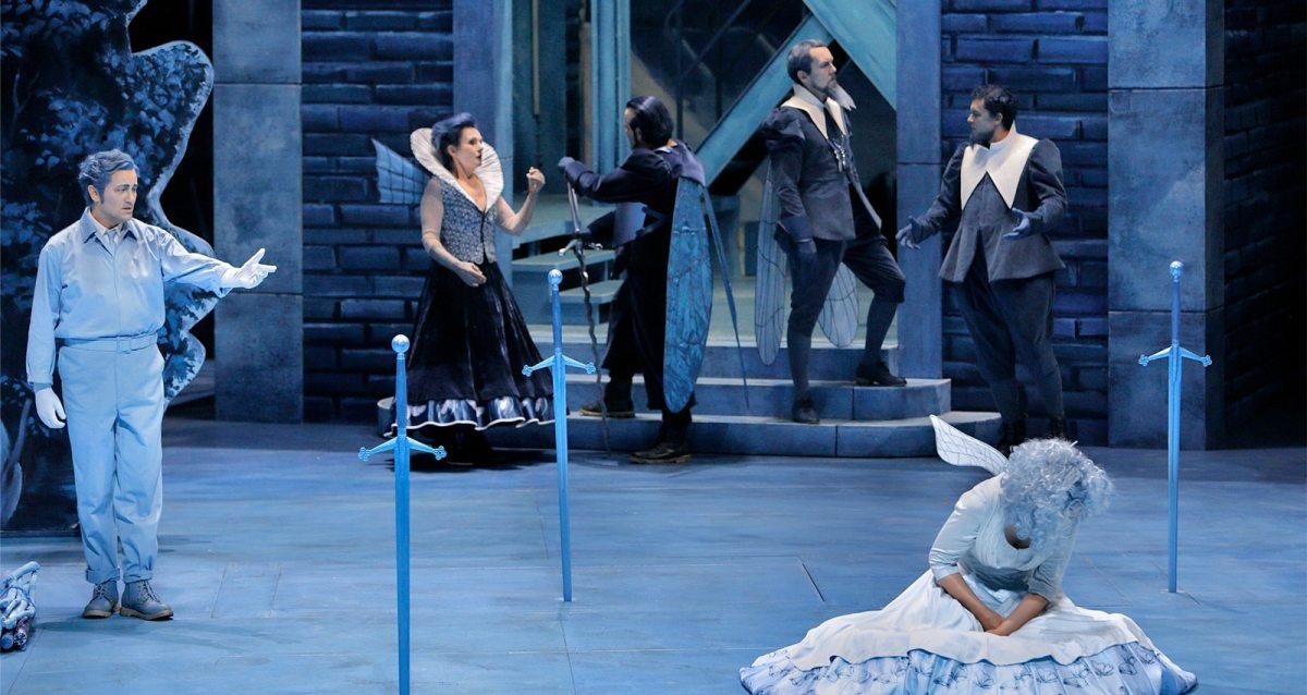 "Yuval Sharon's ""Lohengrin"" at Bayreuth (Photo: Bayreuther Festspiele/Enrico Nawrath)"